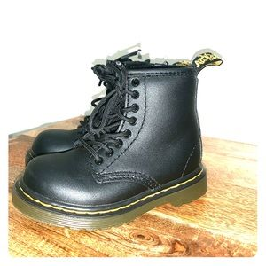 Authentic toddler doc martens